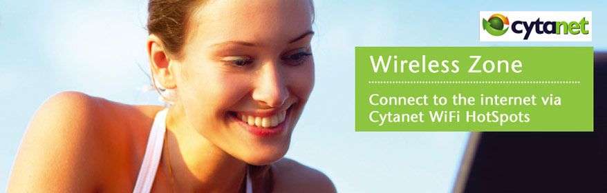 Cytanet Wireless zone